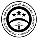 Beneath The Stars Leathercraft Logo